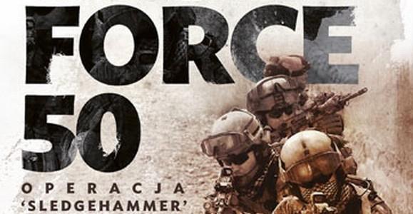 Task Force 50 - Okładka