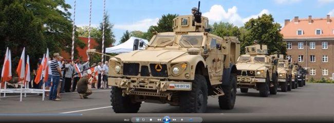 Agat M-ATV MRAP GROM