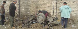 Pierwszy samobójczy atak na polską bazę w Iraku