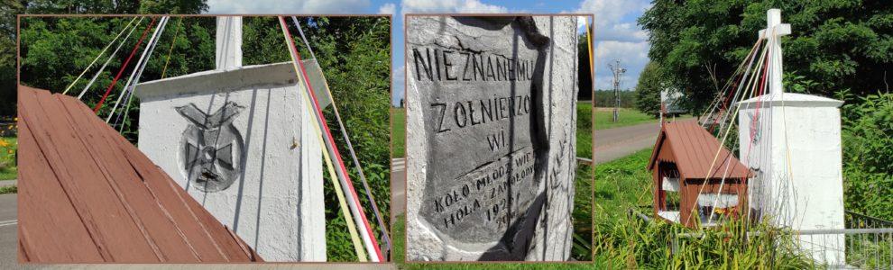 Pomnik Nieznanego Żołnierza w Holi.